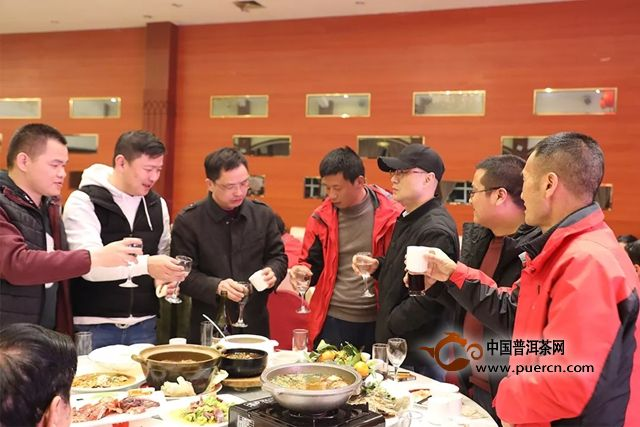 News - 海湾 | 海湾茶业举办2019新年晚宴 总结过往 砥砺前行