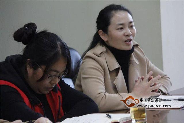 中国老子学院创始人张三愚老师莅临六大茶山交流指导