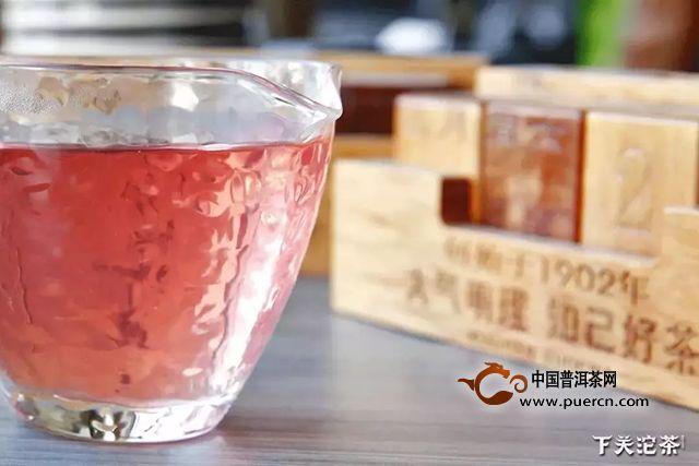 下关沱茶:在茶叶世界里探索奇妙的颜色(上)