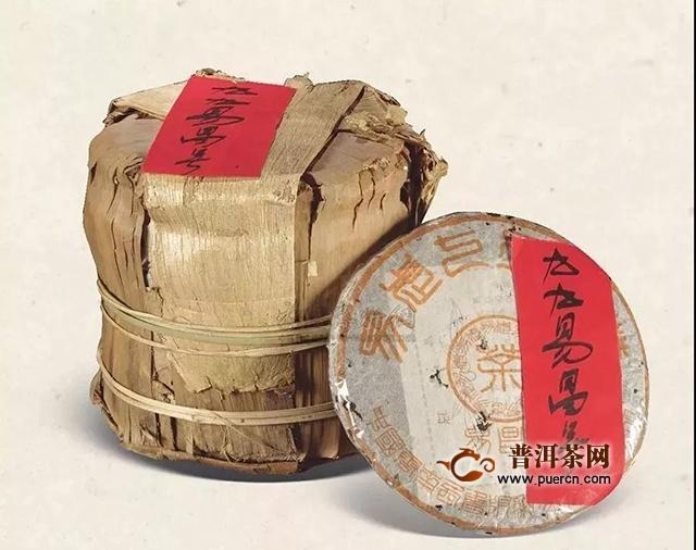 复兴之光新品上市|致敬易武茶伟大的复兴时代