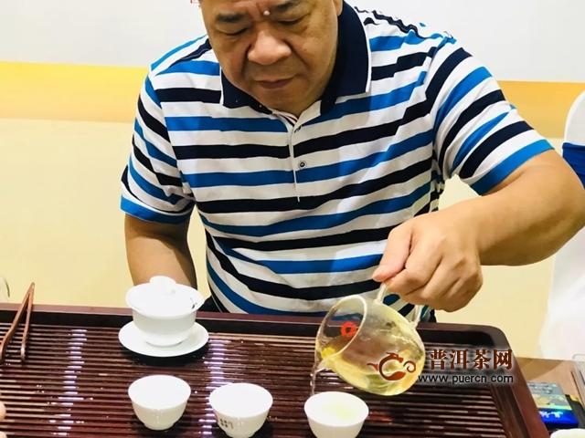 【郑州茶博会】| 大蓝印,「蓝」创时代