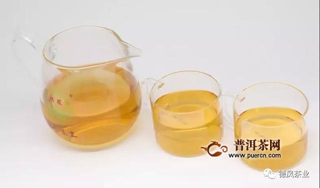 德凤茶业:青山云雾山卷幔--德宏味(中山古树520预购发售)