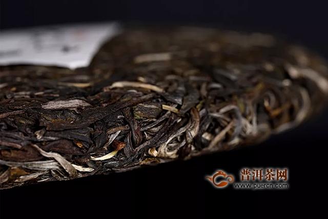 『Tea-新品』2019老同志名山茶系列——广别古树