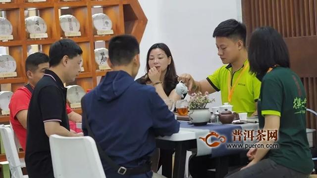 一方茶席  春味正浓|2019春季广州茶博会圆满落幕!