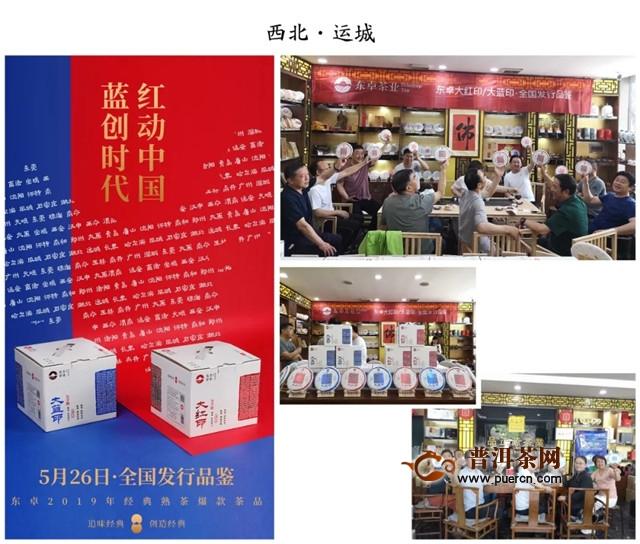 【东卓味·熟普】大红印&大蓝印,全国发行品鉴