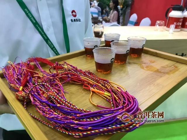 沈阳茶博会 | 与君共度端午,共饮高端普洱!