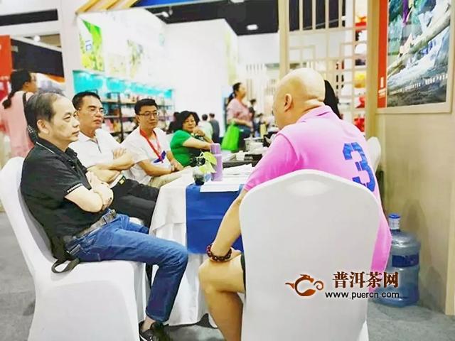 兴海茶业【锦绣山河】喜获金奖  气势磅礴写意北京