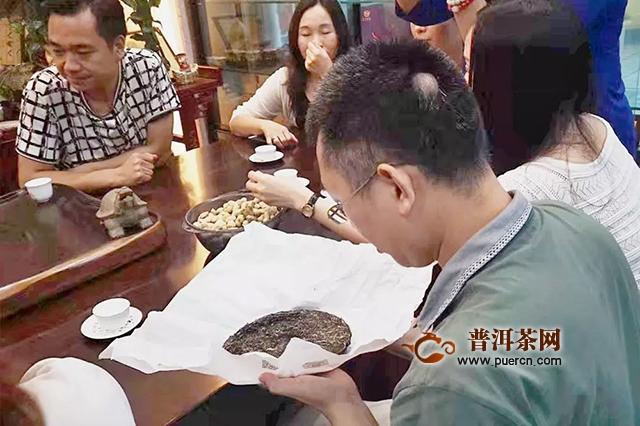 """这款获金奖的兴海""""锦绣山河"""",到底有多好喝?"""