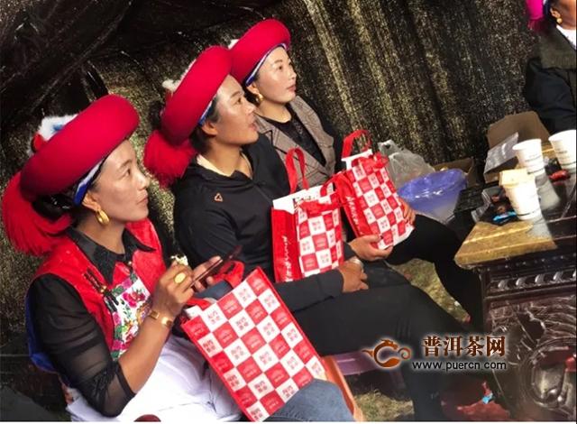 为藏区人民做好茶|老同志玛吉阿米藏茶品鉴会