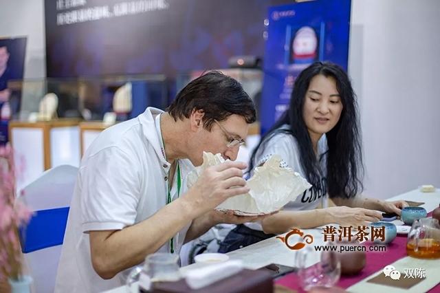 深圳茶博会|双陈用热情、真诚和品质打动你