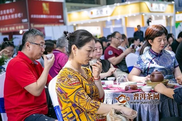 双陈:深圳茶博会,我们来年再见