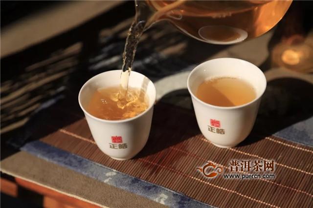 正皓六星孔雀茶王,极佳的品饮与收藏珍品