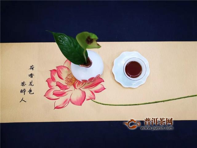 石雨益昌号限量版新品 1997年熟散茶,枣香馥郁!