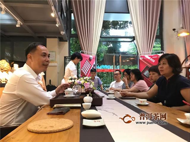 东卓茶业深圳双店开业