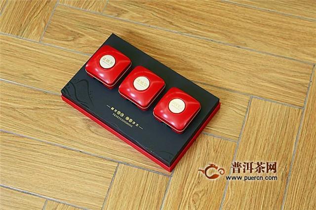 品鉴正皓茶2019年凤羽惊鸿