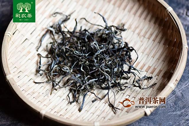 免费抢鲜品鉴,彩农茶2019秋易武青饼散茶100克