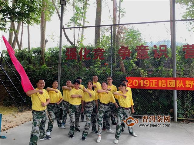 2019正皓团队野外训练营活动圆满举行