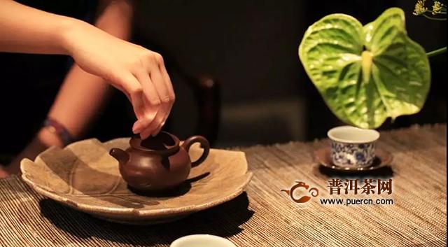 在云南,好的普洱茶应该具备这些特质!