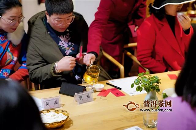 """福元昌""""传芳系列""""城市茶会:一杯行走的茶汤,满载善意和美好"""
