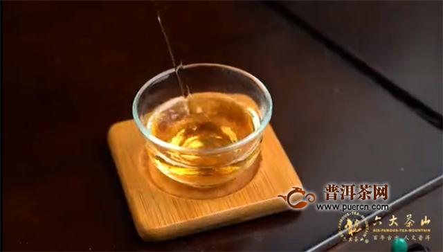 """六大茶山""""窖藏 光阴"""" 十八年标准年鉴茶,喝遍六山珍藏光阴"""