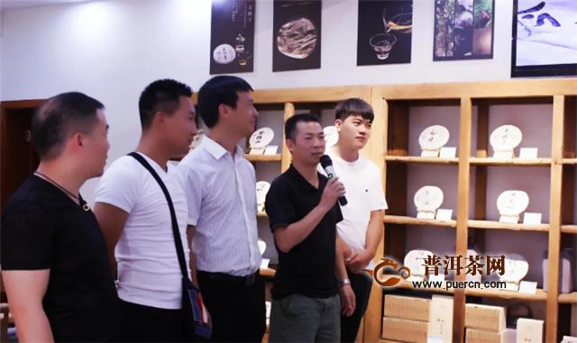 新店开业,一路长虹——芒嘎拉古茶景洪告庄形象店,开业大吉!