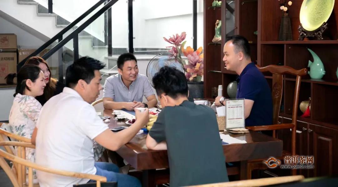 陈升号福州香江枫景专营店开业大吉