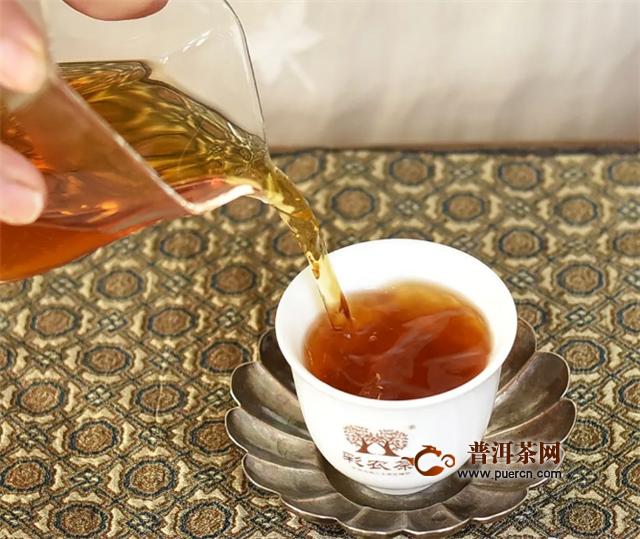 彩农茶:2020春•易武炭焙晒红