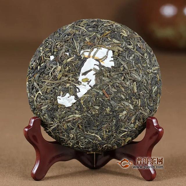 海湾茶业老同志141批918生茶限量发售。