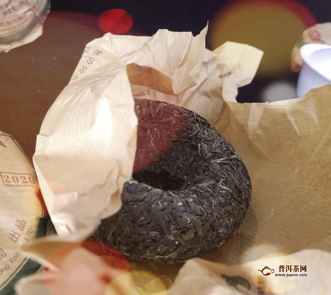 2020年傣乡沱茶:传统制品,甘香爽口